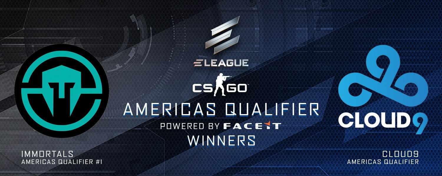 ELEAGUE Americas Qualifier - WINNERS