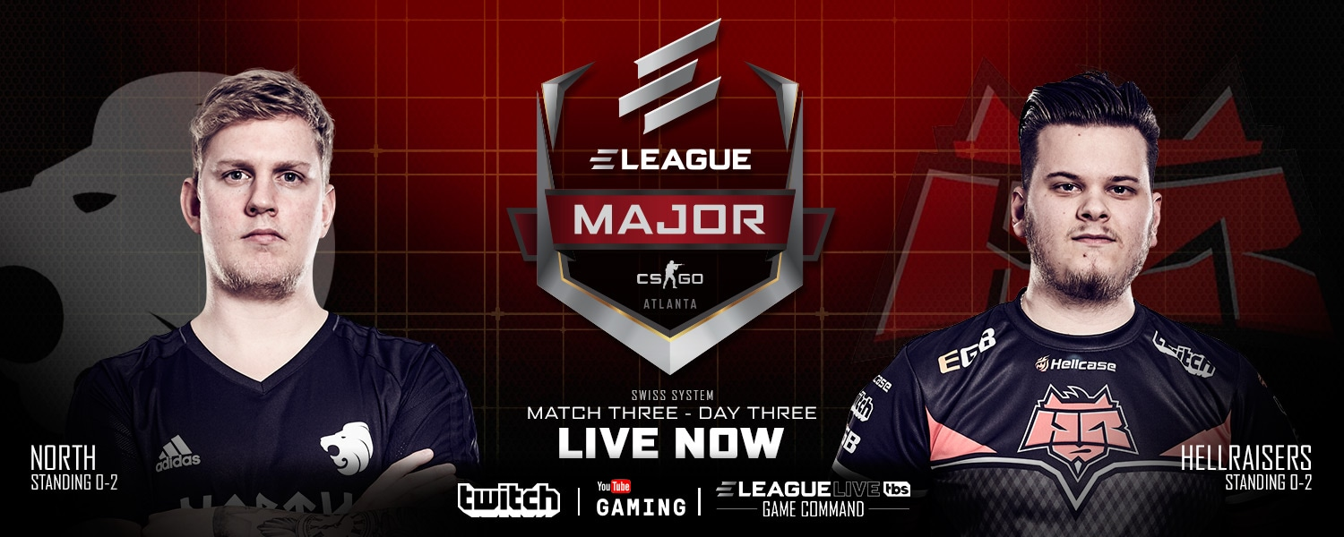 ELEAGUE Major Round 3