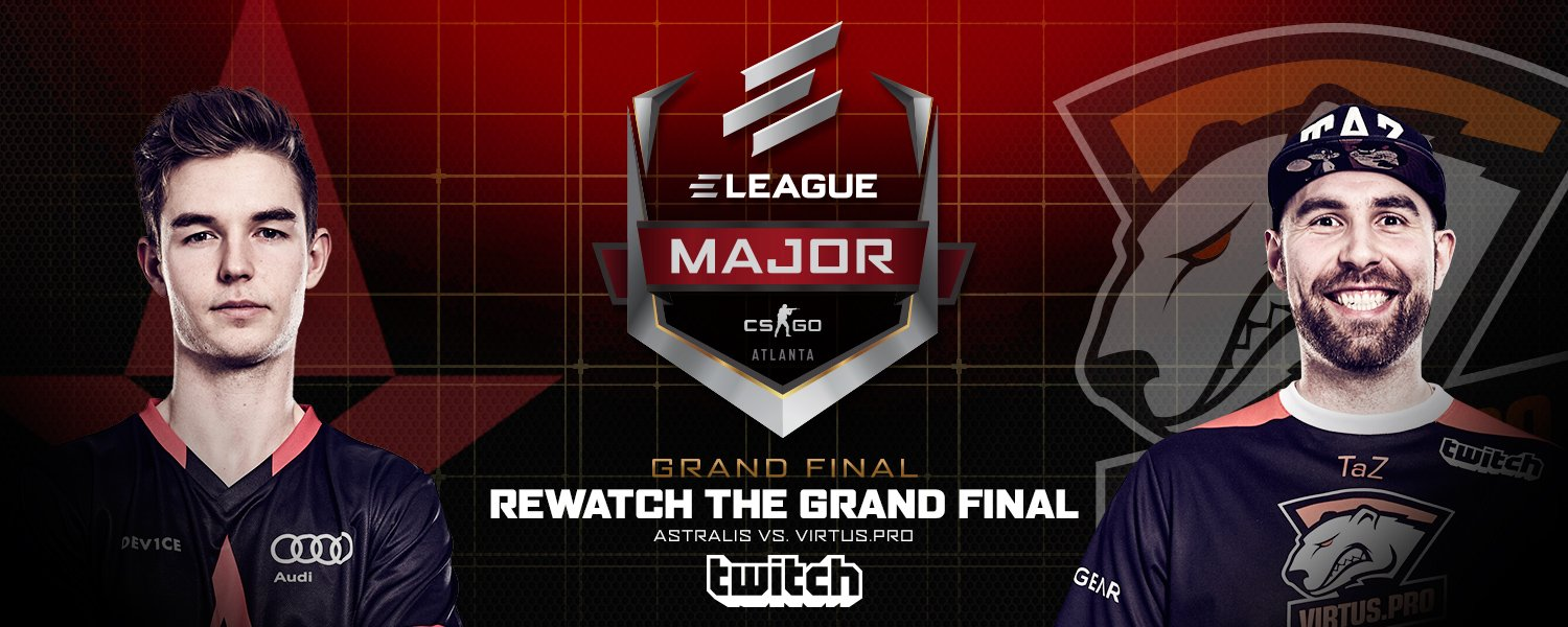 Rewatch the ELEAGUE Major