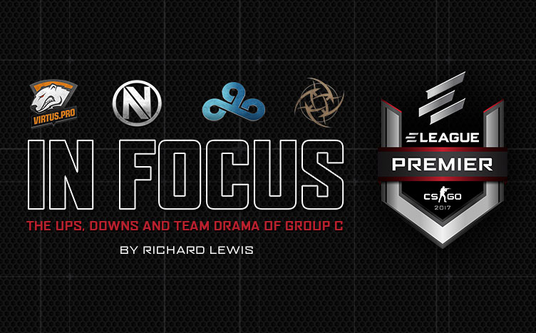 ups, donwns and drama of group C