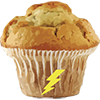muffin lighting logo