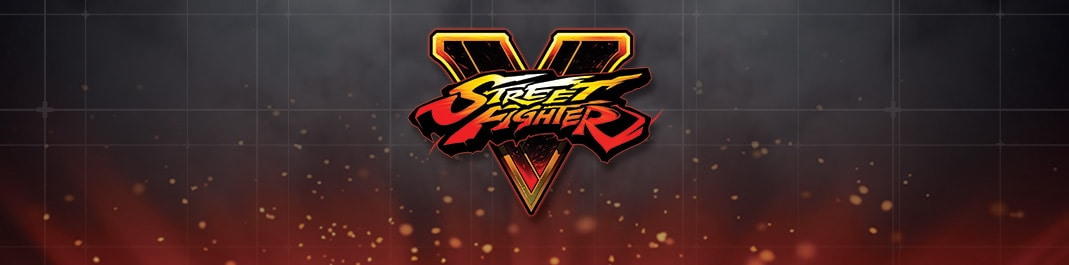 street fighter v logo