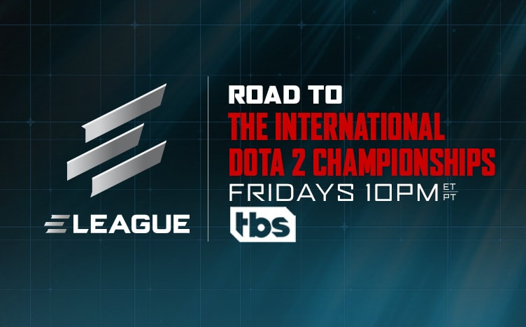 Road To The International Dota 2 Championships